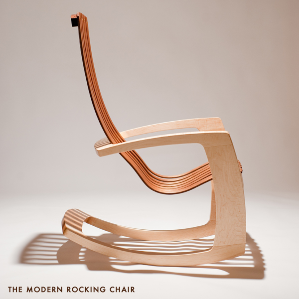 modern rocking chair modern rocker title 142